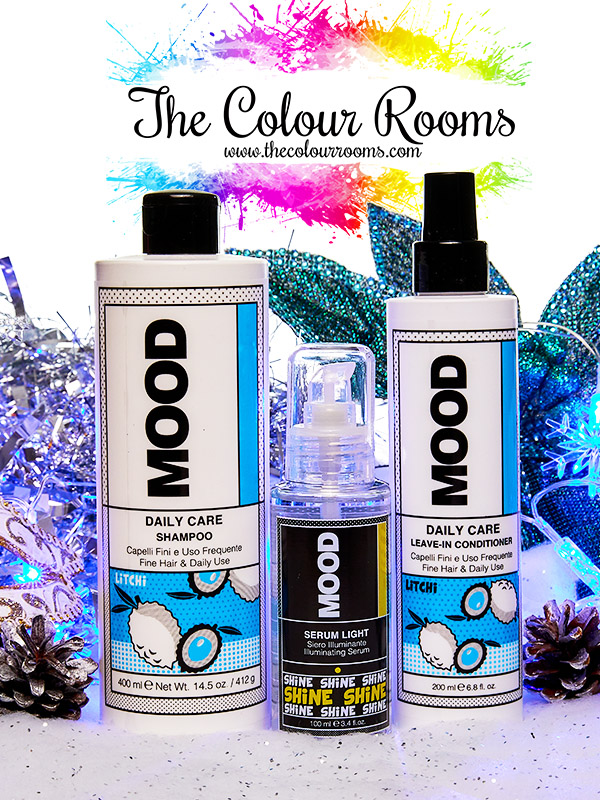 MOOD Daily Care Blue Gift Set